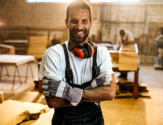 La vis ROCKET pour les professionnels du bois
